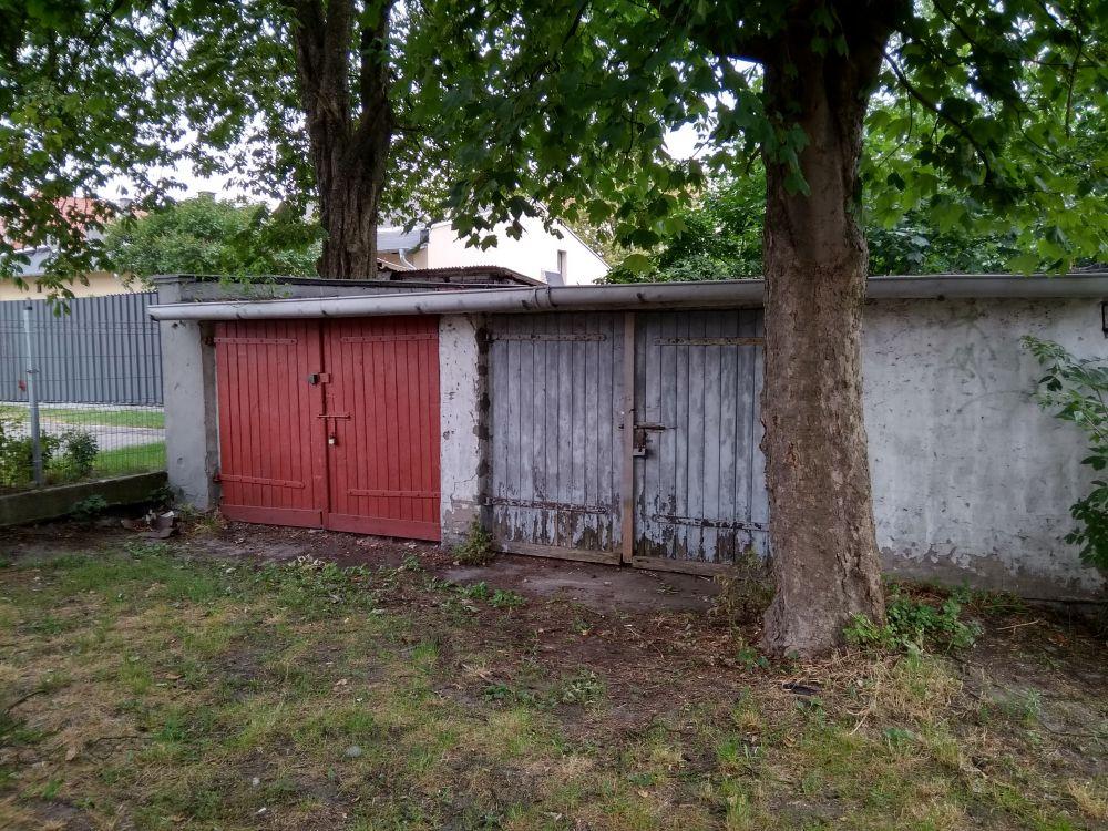 Sprzedam garaż na ul. Ogniowej
