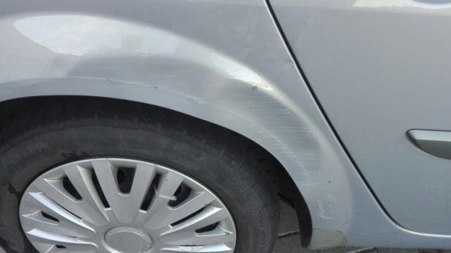 Renault Megane LPG 2004