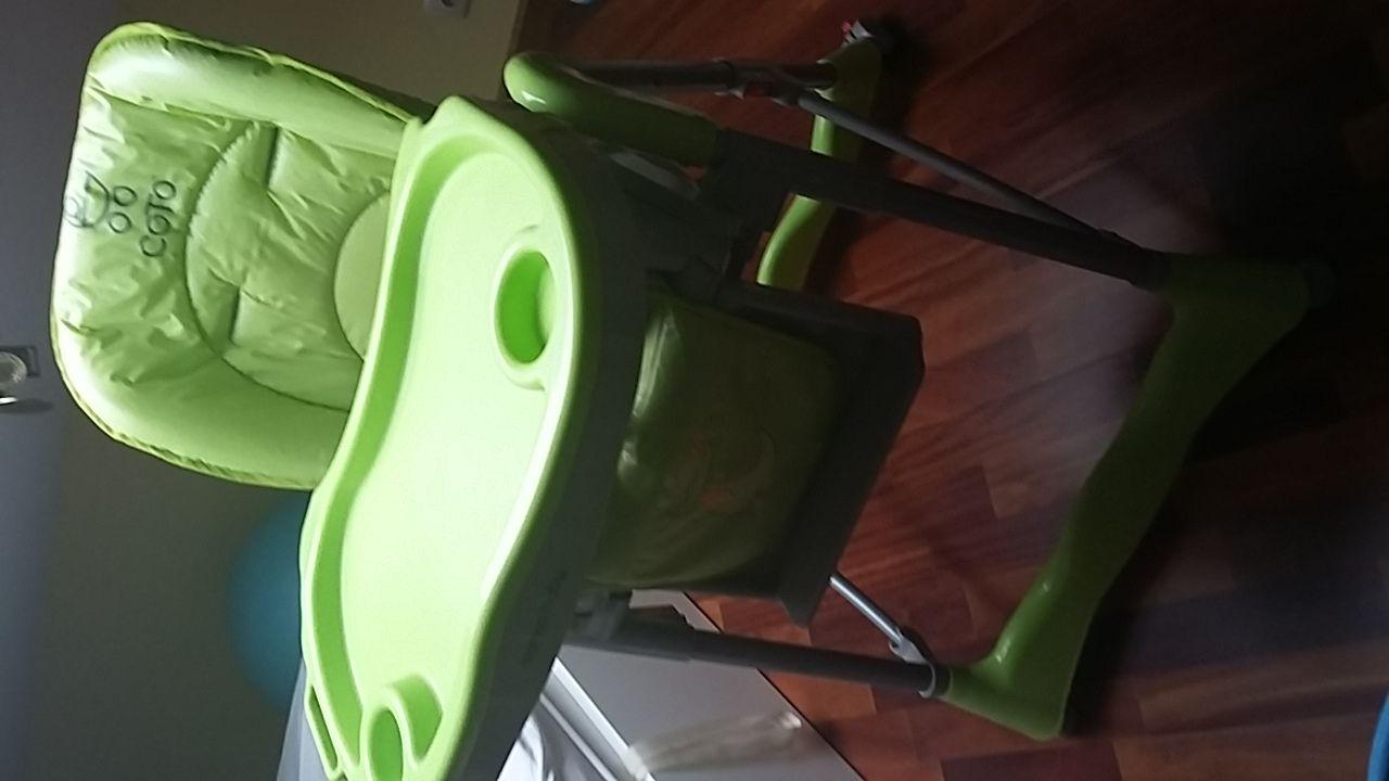 sprzedam krzesło  do karmienia