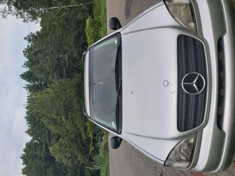 Mercedes ML 320 1999r